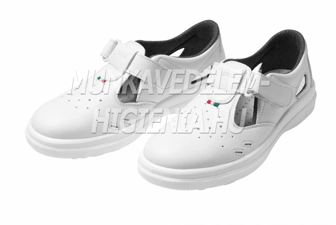 CERVA Sanitary Lybra O1 SRC fehér munkaszandál