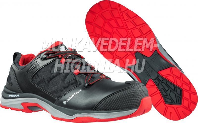 Albatros Ultratrail munkavédelmi cipő Low S3 ESD HRO SRC