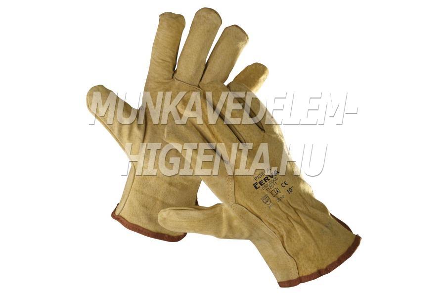 kedvezményes eladás legjobb szállító a legjobb Cerva Pigeon Bőr Munkavédelmi Kesztyű - 0102000599